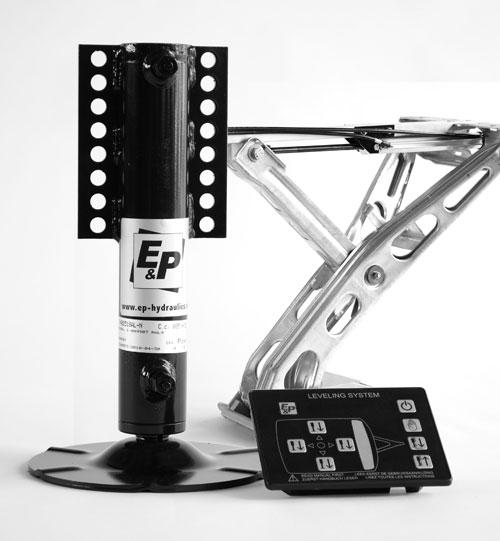 E&P hydraulic jack